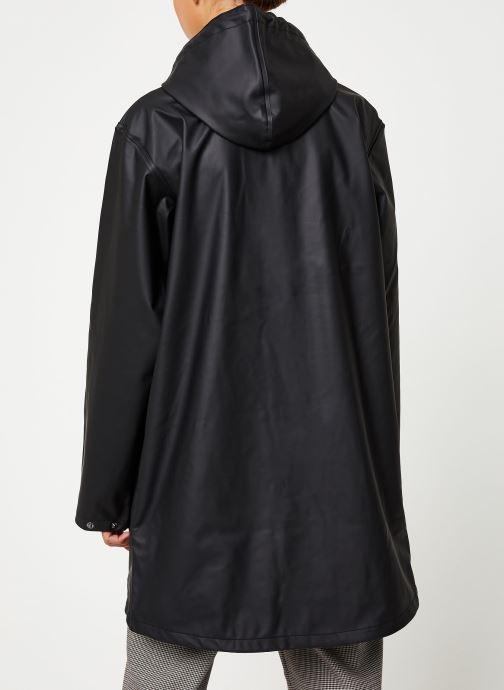 Kleding Tretorn Wings Plus Rain Jacket W C Zwart model