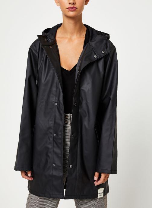 Kleding Tretorn Wings Plus Rain Jacket W C Zwart rechts