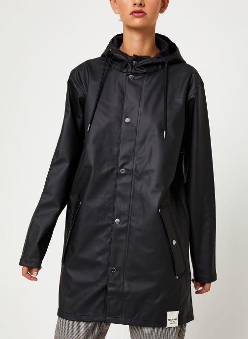 Kleding Tretorn Wings Plus Rain Jacket W C Zwart detail