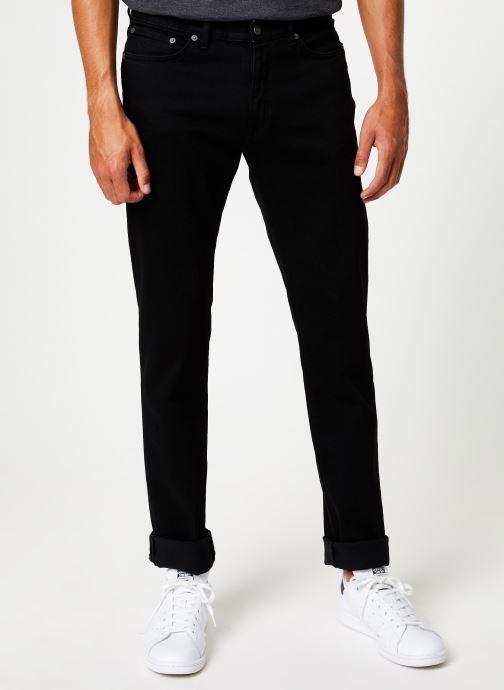 Vêtements Gant Slim Black Gant Jeans Noir vue détail/paire