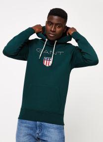 Sweatshirt hoodie - Gant Shield Hoodie