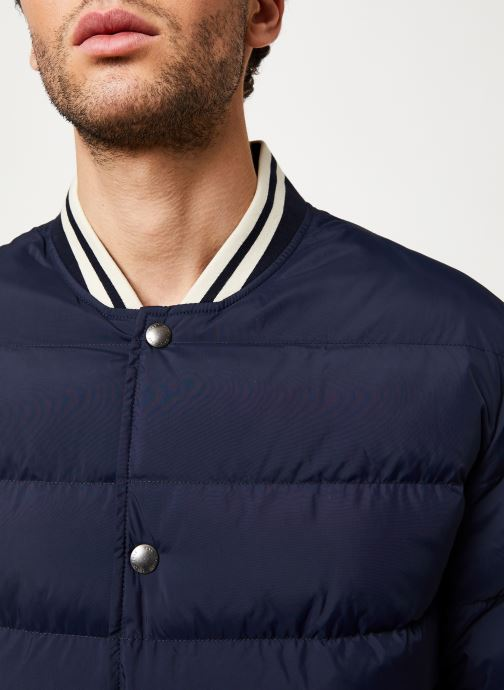 Vêtements Gant The Cloud Gant Varsity Bleu vue face