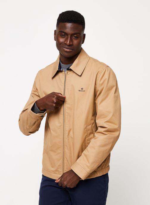 Vêtements Gant The Gant Windcheater Beige vue détail/paire