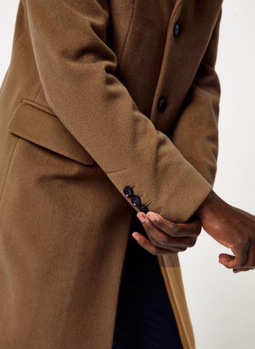 Vêtements Gant The Classic Wool Coat Beige vue face