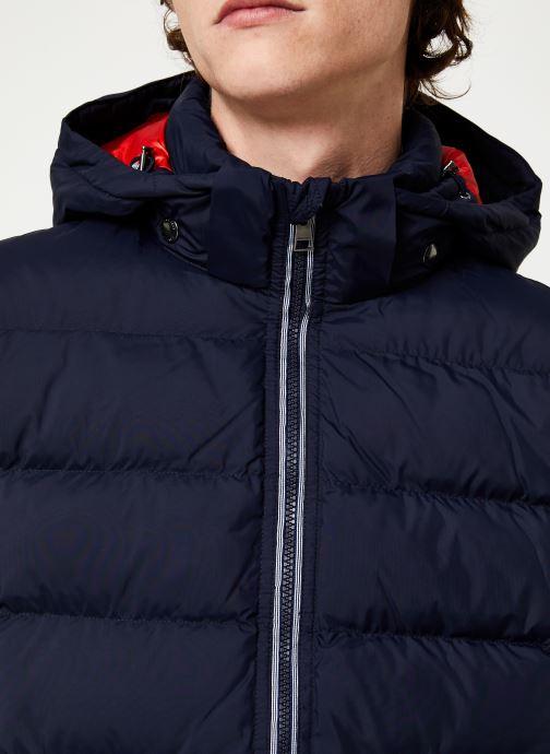 Vêtements Gant The Active Cloud Jacket Bleu vue face
