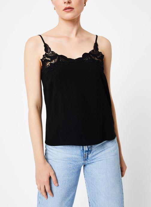 Vêtements I.Code Top Lingerie Noir QP11234 Noir vue droite