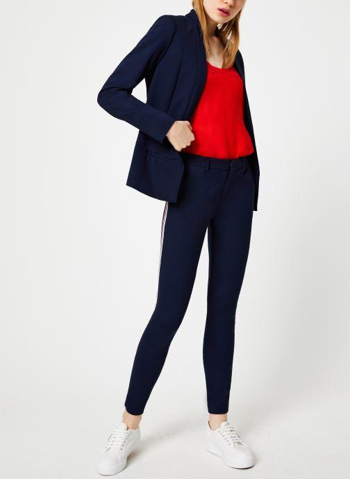 Tøj I.Code Top Lingerie Paprika QP11234 Rød se forneden