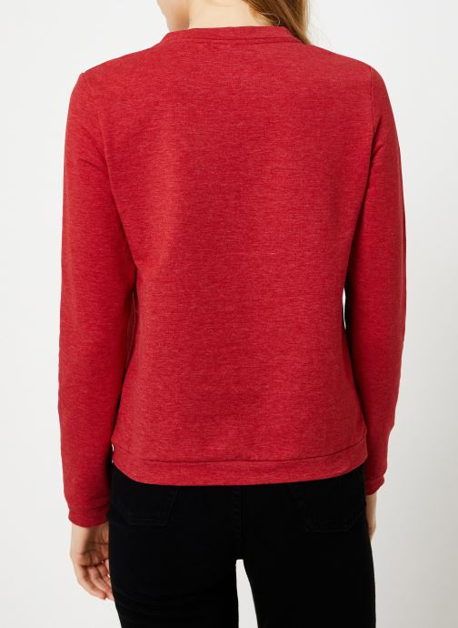 Kleding I.Code Sweat Rouge Girl Boss QP15004 Rood model