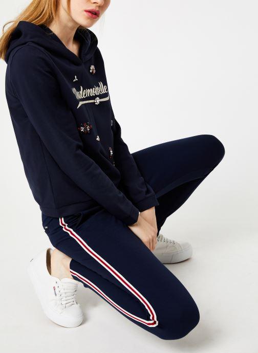 Vêtements I.Code Sweat Mademoiselle Marine QP15014 Bleu vue bas / vue portée sac