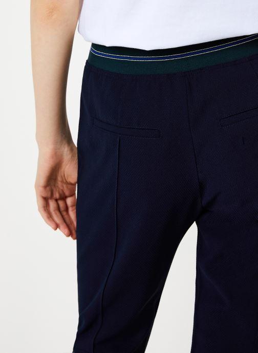 Vêtements I.Code Pantalon City Marine QP22084 Bleu vue face