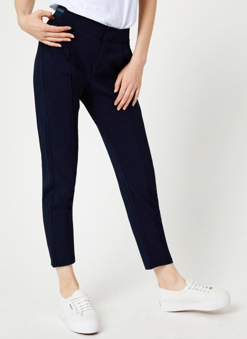 Vêtements I.Code Pantalon City Marine QP22084 Bleu vue détail/paire