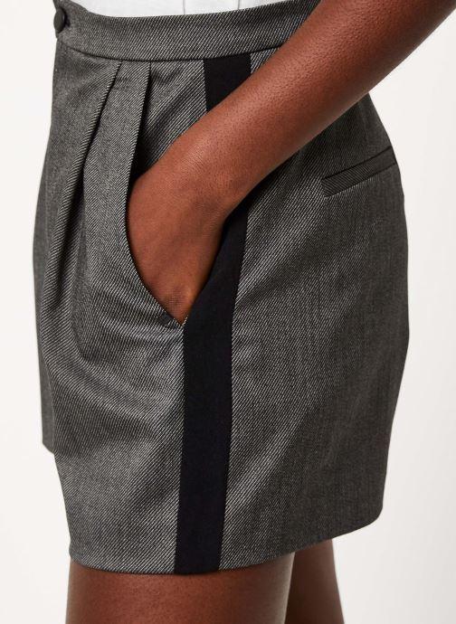 Vêtements I.Code Short QP26004 Gris vue face