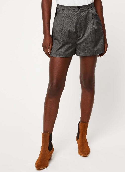 Vêtements I.Code Short QP26004 Gris vue détail/paire