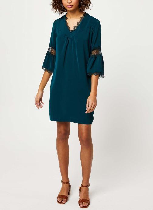 Vêtements I.Code Robe Vert Imperial QP30084 Vert vue bas / vue portée sac