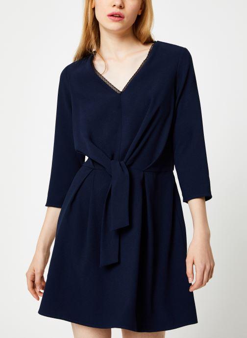 Vêtements I.Code Robe Nœud QP30154 Bleu vue détail/paire
