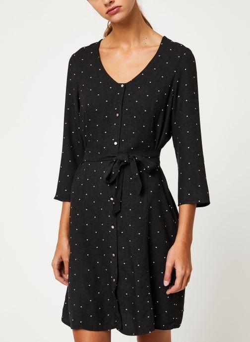 Vêtements I.Code Robe Boutonnee QP30184 Gris vue détail/paire