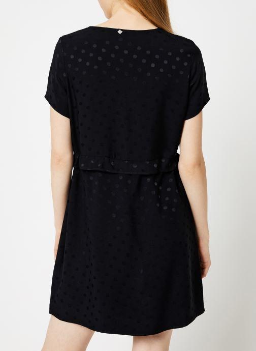 Vêtements I.Code Robe Lien Taille QP30274 Noir vue portées chaussures
