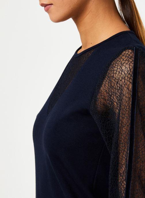 Vêtements I.Code Robe Resille QP30284 Bleu vue face