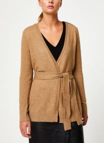 Cardigan Camel Long Ceinture BP17125