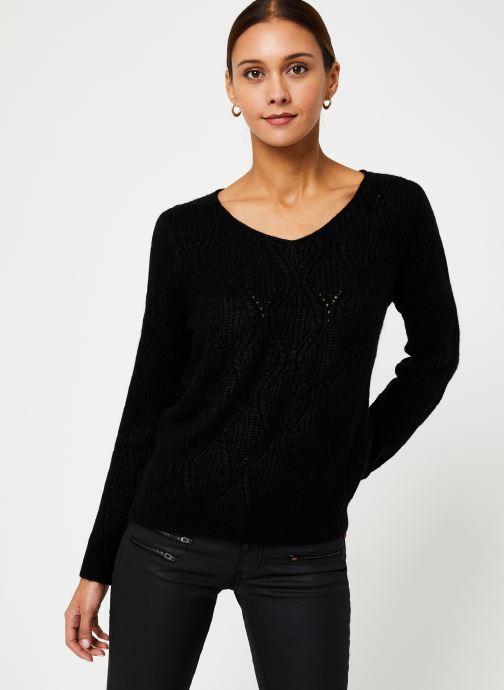 Vêtements IKKS Women Pull BP18185 Noir vue droite