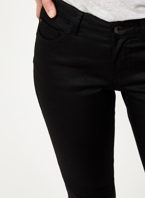 Vêtements IKKS Women Jean Denim Slim Sculpt UpBP29125 Noir vue face