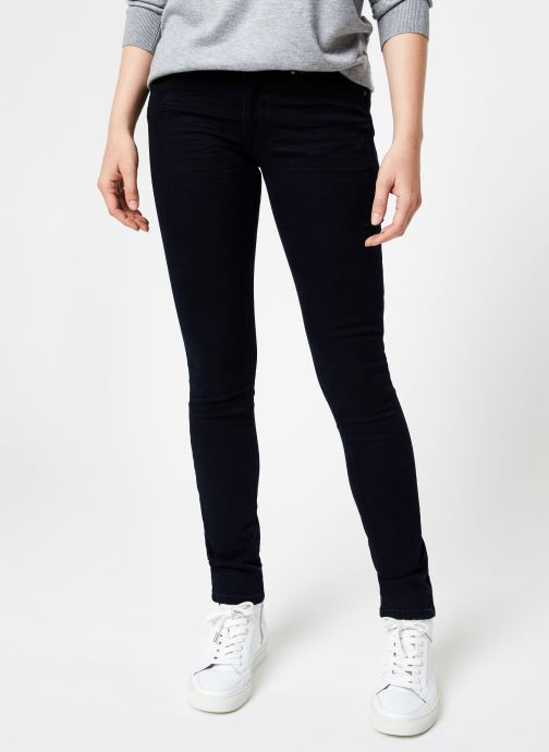 Vêtements IKKS Women Jean Denim scult up BP29175 Bleu vue détail/paire