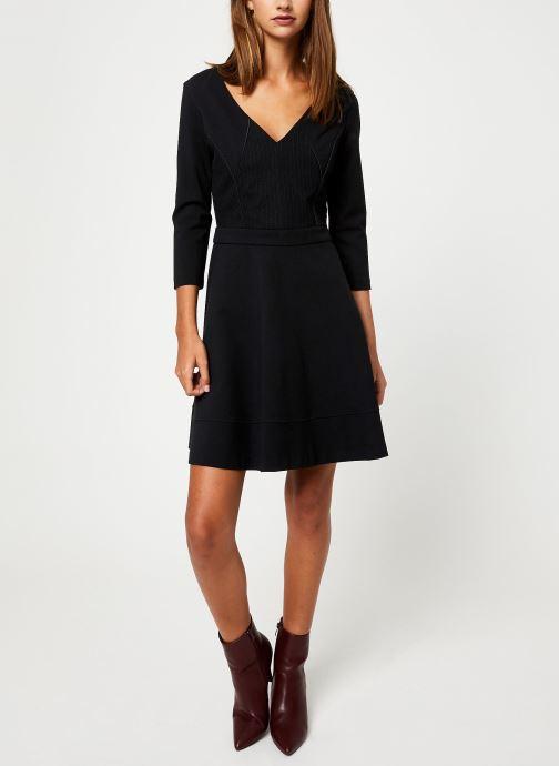 Vêtements IKKS Women Robe Structuree BP30145 Noir vue bas / vue portée sac