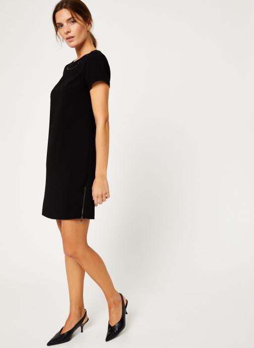 Vêtements IKKS Women Robe Stud BP30375 Noir vue bas / vue portée sac