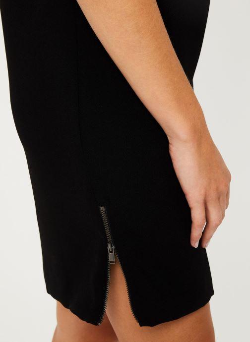 Vêtements IKKS Women Robe Stud BP30375 Noir vue face