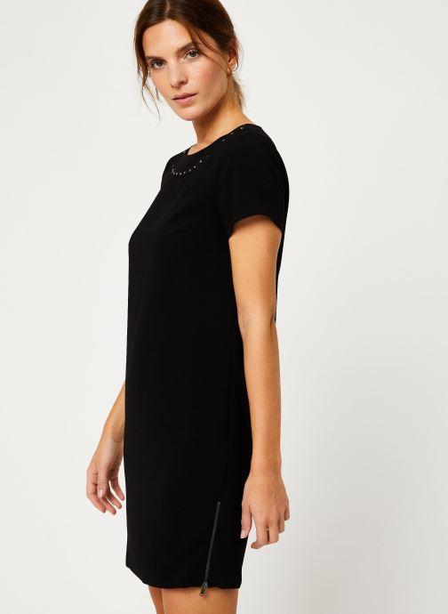 Vêtements IKKS Women Robe Stud BP30375 Noir vue droite