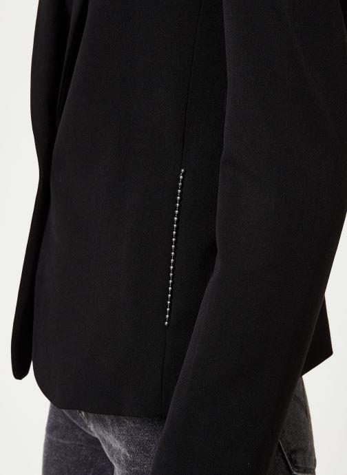 Vêtements IKKS Women Veste BP40065 Noir vue face