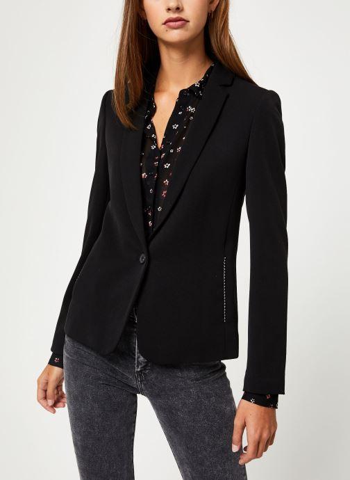 Vêtements IKKS Women Veste BP40065 Noir vue droite