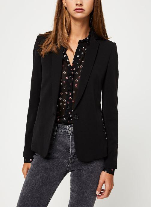 Vêtements IKKS Women Veste BP40065 Noir vue détail/paire