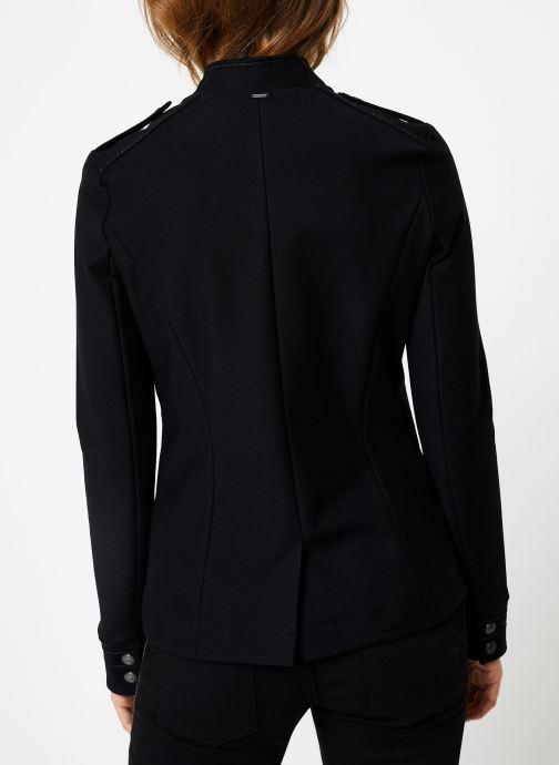 Kleding IKKS Women Veste Officier BP40195 Zwart model