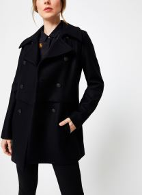 Manteau Long Laine BP44015