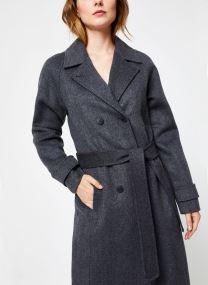 Vêtements Accessoires Manteau Long Gris BP44215