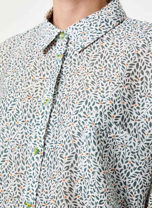 Vêtements Yuka BLOUSE BERENICE Beige vue face