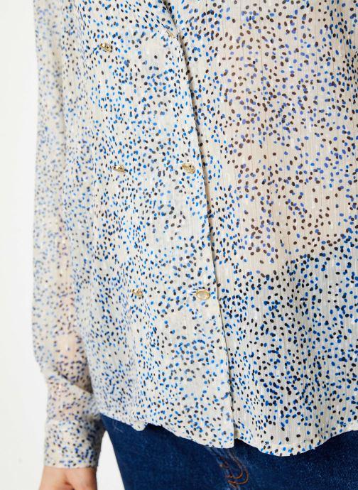 Vêtements Yuka BLOUSE BRINDILLE Beige vue face