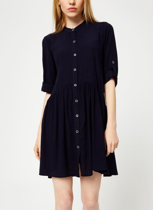Vêtements Yuka ROBE RAFAELA Bleu vue détail/paire