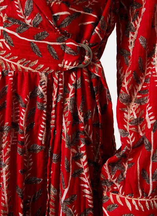 Vêtements Yuka ROBE ROMY Rouge vue face
