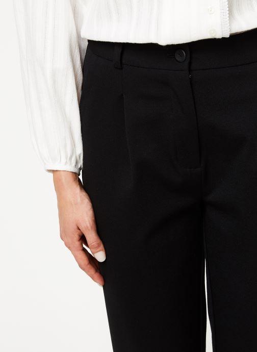 Vêtements Yuka PANTALON MATHIS Noir vue face