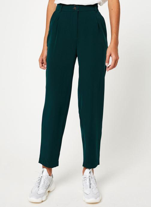 Vêtements Yuka PANTALON PALMA Vert vue détail/paire