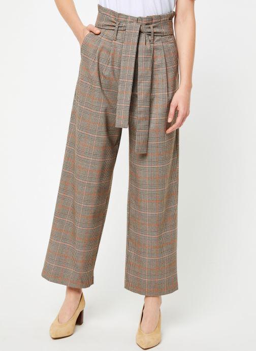 Vêtements Vila Vimulini Pants Beige vue détail/paire