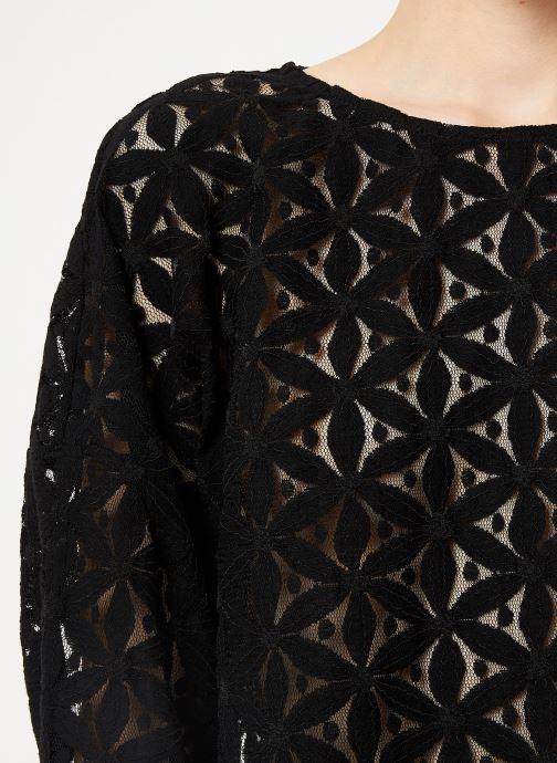 Vêtements Vila Viprua Top Noir vue face