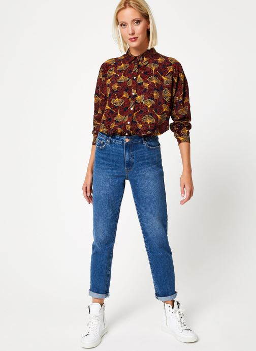 Kleding Vila Viopening Peyton Shirt Multicolor onder