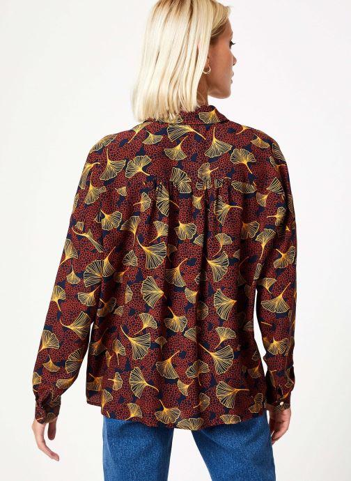 Kleding Vila Viopening Peyton Shirt Multicolor model