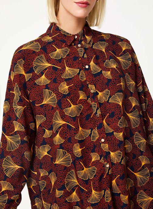 Kleding Vila Viopening Peyton Shirt Multicolor voorkant
