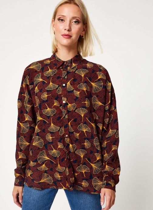 Kleding Vila Viopening Peyton Shirt Multicolor rechts