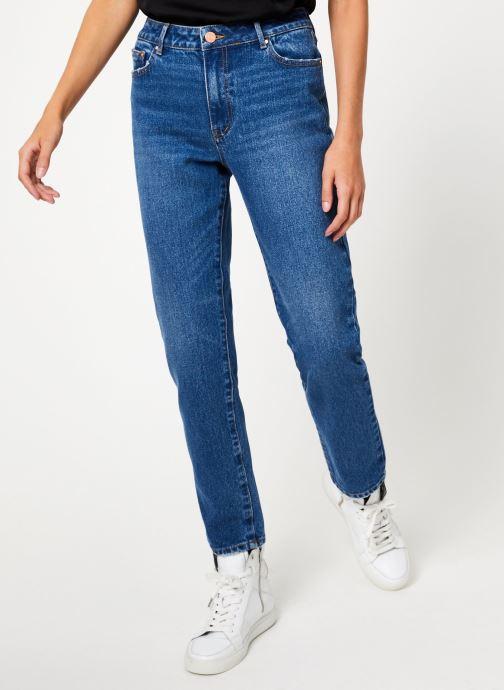 Vêtements Vila Vibaily Jeans Bleu vue détail/paire