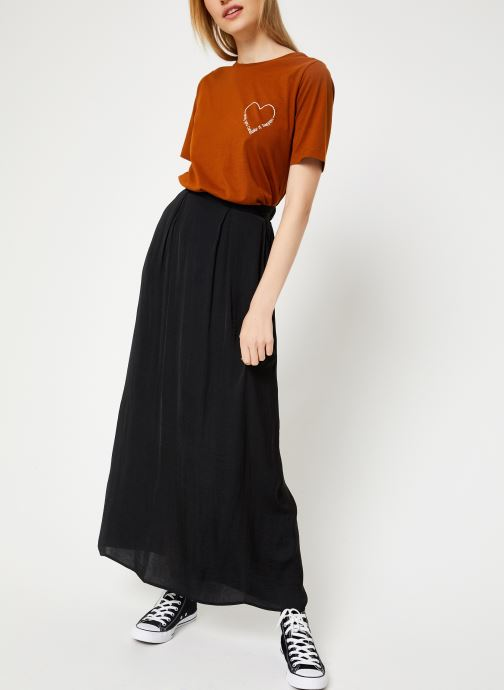 Vêtements Vila Vimelitza Skirt Noir vue bas / vue portée sac